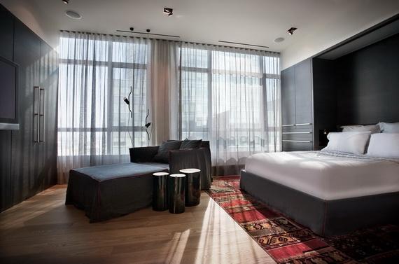 Elegant Bedroom design Ideas With A Lovely Color Scheme _43