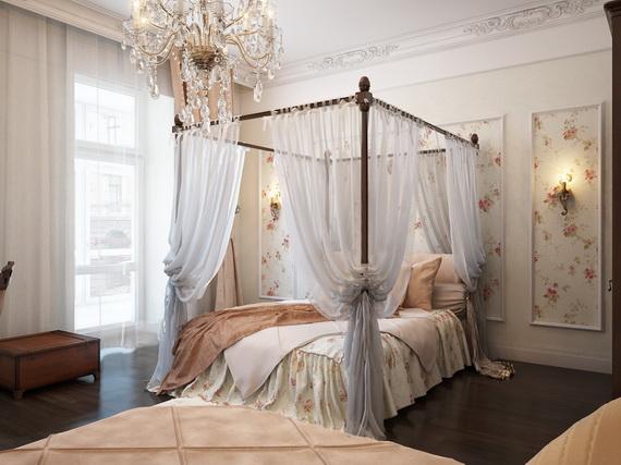 Elegant Bedroom design Ideas With A Lovely Color Scheme _45