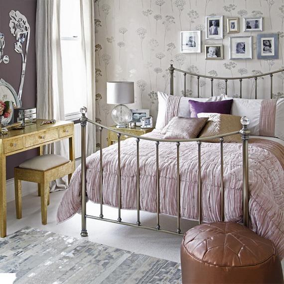 Elegant Bedroom design Ideas With A Lovely Color Scheme _58