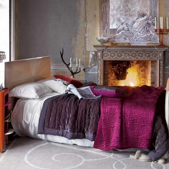 Elegant Bedroom design Ideas With A Lovely Color Scheme _61