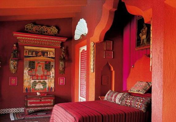 Elegant Bedroom design Ideas With A Lovely Color Scheme _77