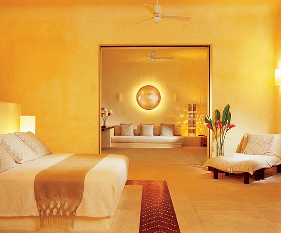 Elegant Bedroom design Ideas With A Lovely Color Scheme _79