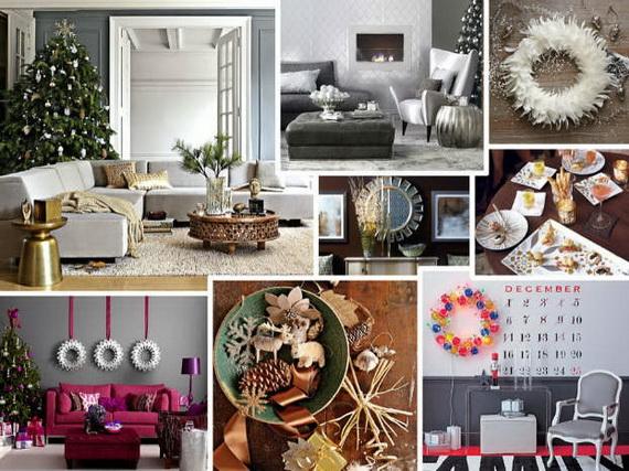 Elegant Christmas Country Living Room Decor Ideas_23