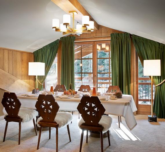 Five-star Courchevel- L'Apogée A New Luxury Hotel _08