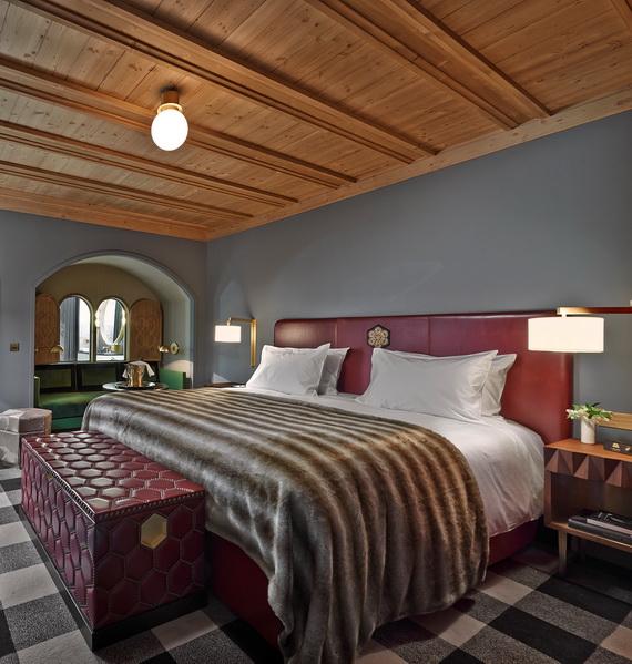 Five-star Courchevel- L'Apogée A New Luxury Hotel _6