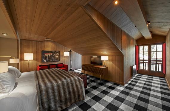 Five-star Courchevel- L'Apogée A New Luxury Hotel _7