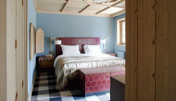 Five-star Courchevel- L'Apogée A New Luxury Hotel _8