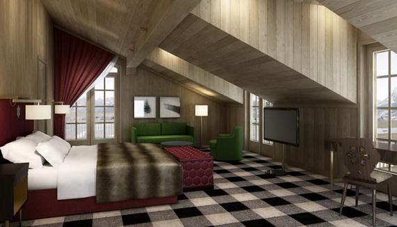 Five-star Courchevel- L'Apogée A New Luxury Hotel _9