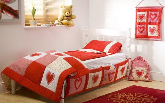 Heart Themed Interior Decor Kids Room Ideas_10