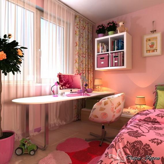 Inspire2014 Pink Bedroom  (12)