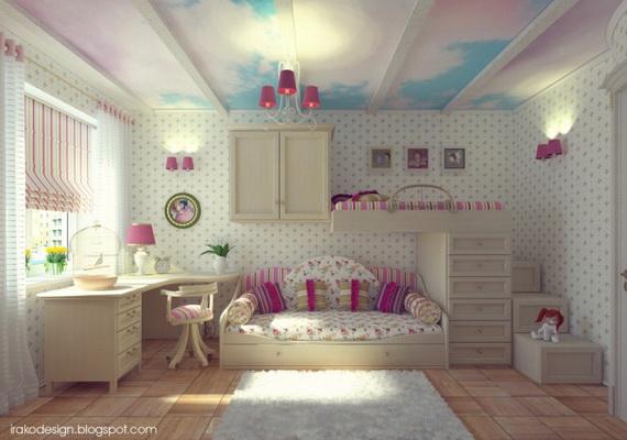 Inspire2014 Pink Bedroom  (15)