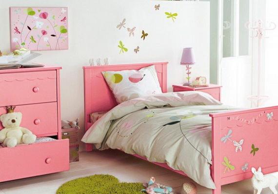 Inspire2014 Pink Bedroom  (17)