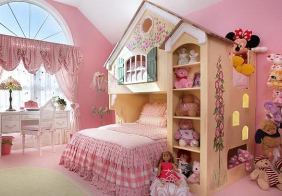 Inspire2014 Pink Bedroom  (28)