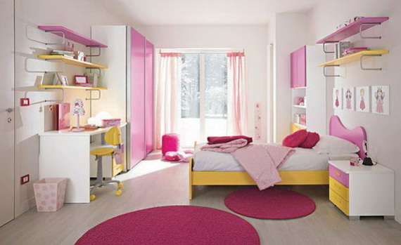 little girls bedroom decorating ideas