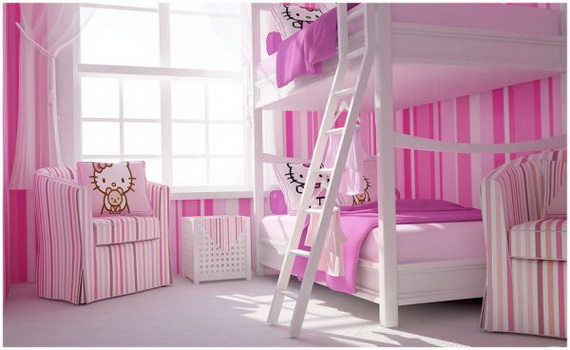 Inspire2014 Pink Bedroom  (34)