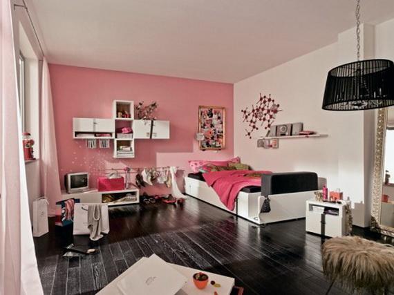 Inspire2014 Pink Bedroom  (36)