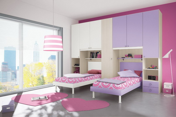 Inspire2014 Pink Bedroom  (7)