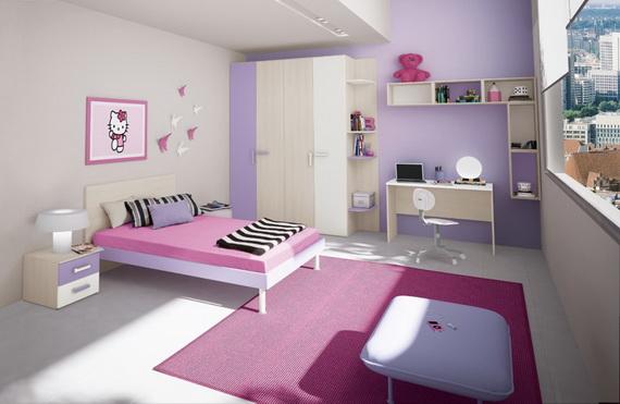 Inspire2014 Pink Bedroom  (9)
