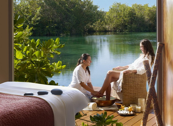 Rosewood Mayakoba Named Top Resort in Mexico _11