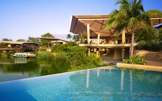 Rosewood Mayakoba Named Top Resort in Mexico _19
