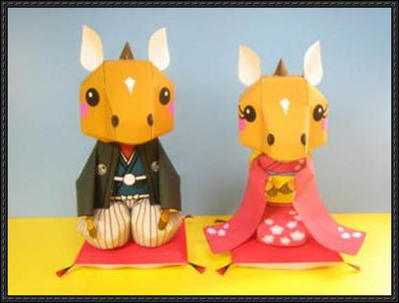Year of the Horse 2014 - Chinese New Year Crafts__02