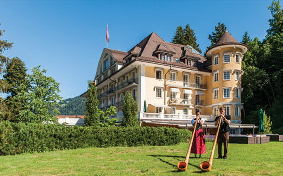 five star hotel in the Center of Gstaad  Le Grand Bellevue_30