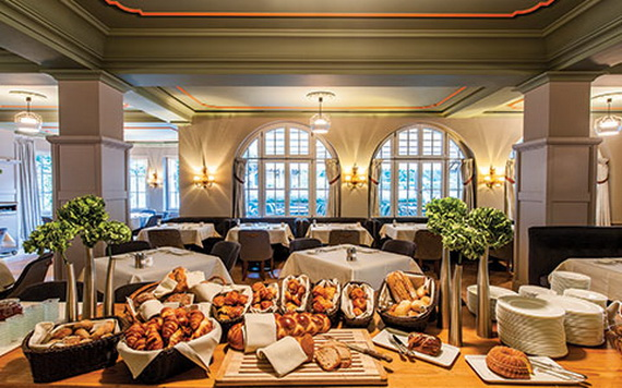 five star hotel in the Center of Gstaad  Le Grand Bellevue_40