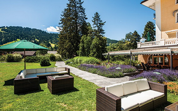 five star hotel in the Center of Gstaad  Le Grand Bellevue_43