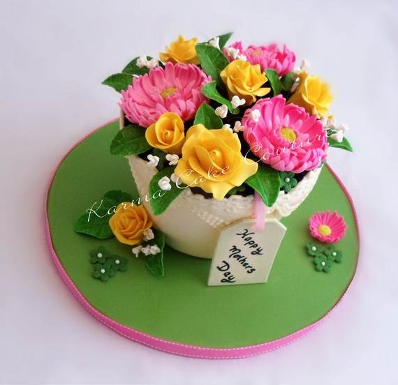 Cake Designs Mother S Day : 70 Affectionate Mother s Day Cake Ideas - family holiday ...