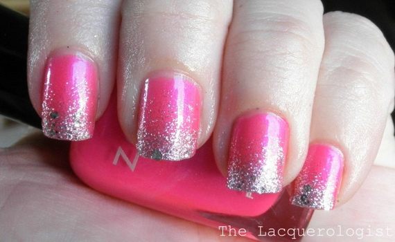70 Lovely Valentine's Day Inspired Nail Art Ideas_13