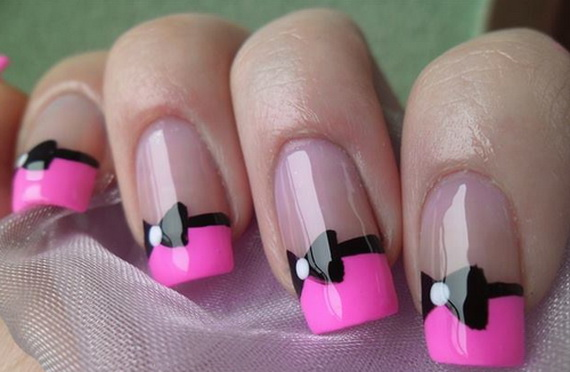 70 Lovely Valentine's Day Inspired Nail Art Ideas_55