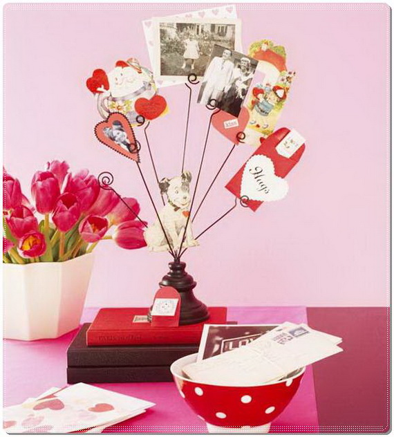 Amazing Romantic Table Centerpiece Decorating Ideas for Valentine's Day _3