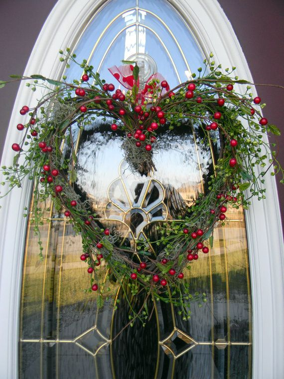 Cool Valentine's Day Wreath Ideas for 2014_24