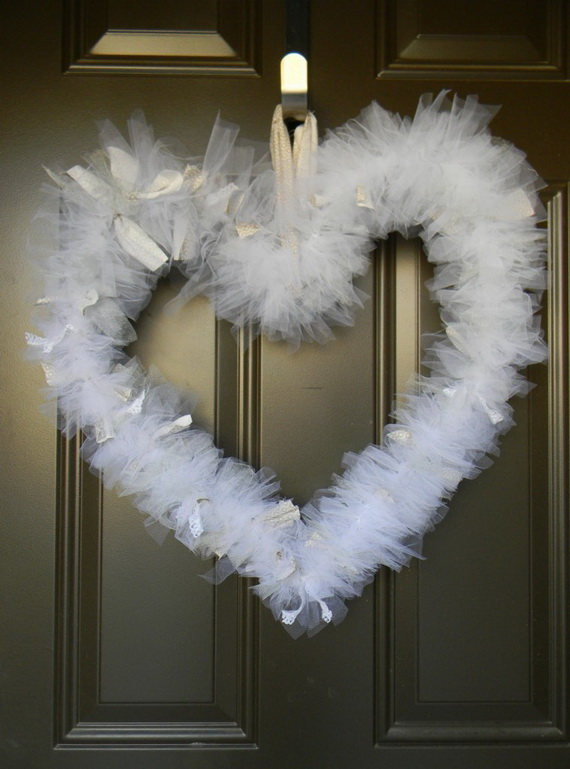 Cool Valentine's Day Wreath Ideas for 2014_48