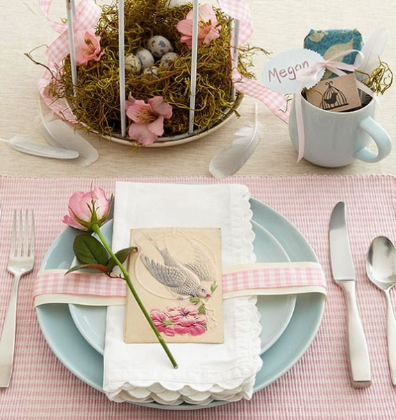 Creative Easter Centerpiece Ideas For Any Taste_03