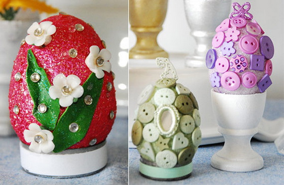 Creative Easter Centerpiece Ideas For Any Taste_13