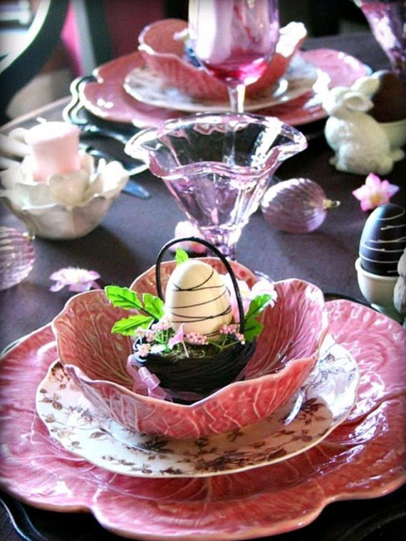 Creative Easter Centerpiece Ideas For Any Taste_20