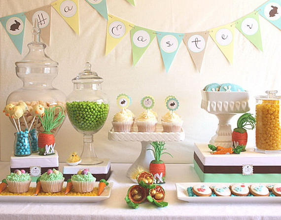 Creative Easter Centerpiece Ideas For Any Taste_28