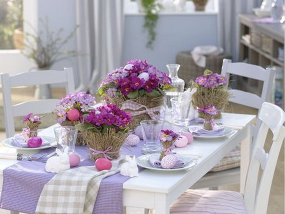 Creative Easter Centerpiece Ideas For Any Taste_36