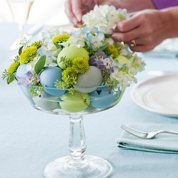 Creative Easter Centerpiece Ideas For Any Taste_37