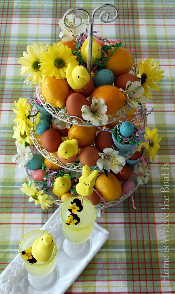 Creative Easter Centerpiece Ideas For Any Taste_49