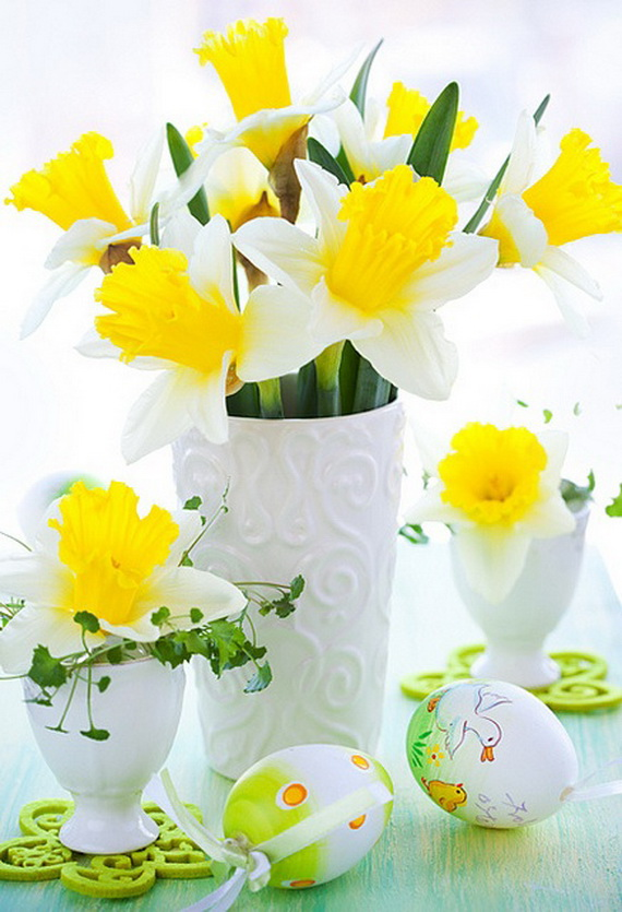 Creative Easter Centerpiece Ideas For Any Taste_54