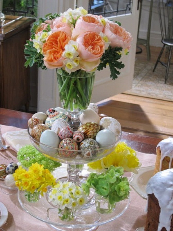 Creative Easter Centerpiece Ideas For Any Taste_55