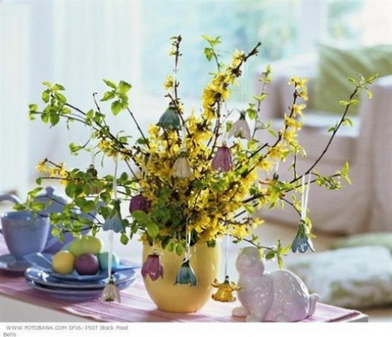 Creative Easter Centerpiece Ideas For Any Taste_56