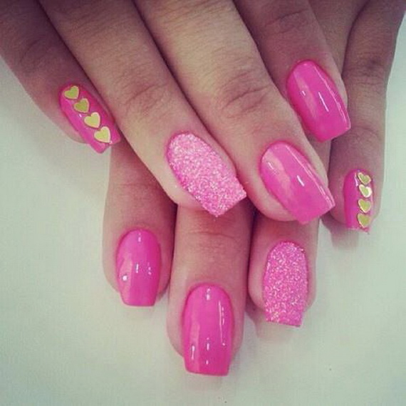 Creative Nail Art Designs for Valentine's Day 2014__09