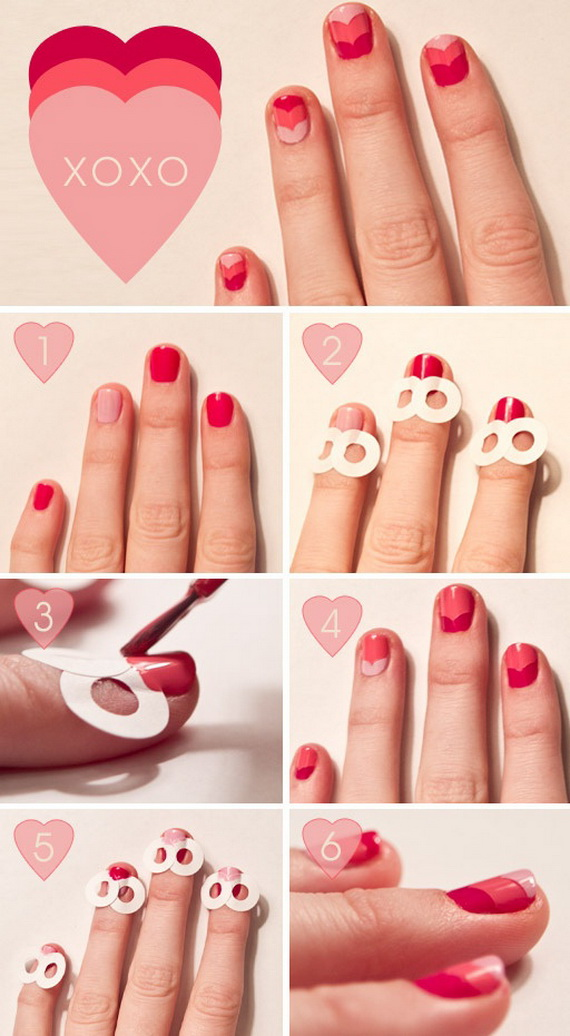 Creative Nail Art Designs for Valentine's Day 2014__25