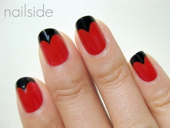 Creative Nail Art Designs for Valentine's Day 2014__38