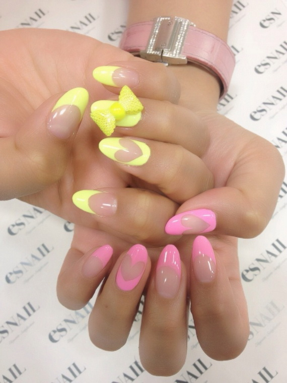Creative Nail Art Designs for Valentine's Day 2014__61