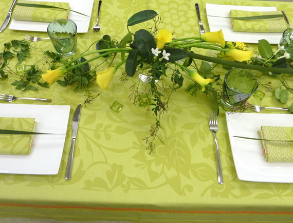 Creative Table Arrangements For A Welcoming Holiday _14