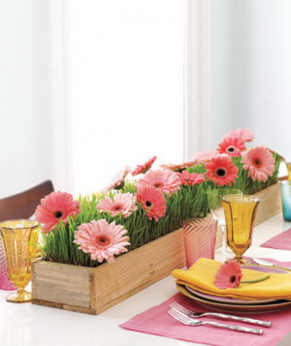 Creative Table Arrangements For A Welcoming Holiday _22